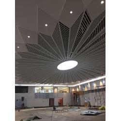 室内铝天花多少钱、北京室内铝天花、贝力特装饰公司(查看)图片