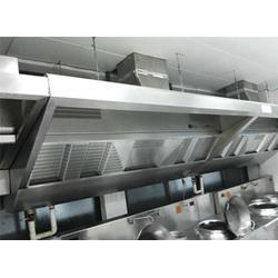 镀锌排烟管道-南京马的卢飞公司-南通排烟管道图片