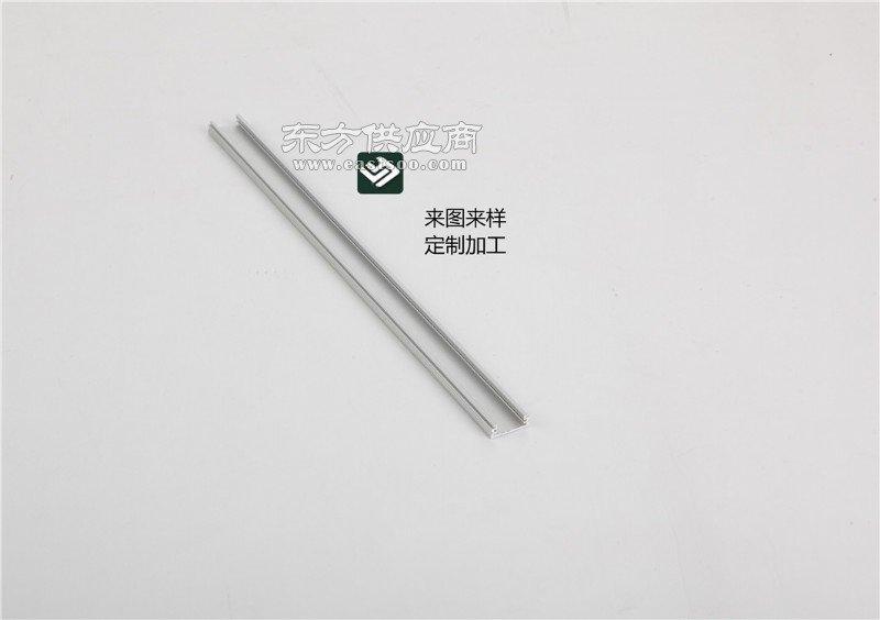 展示铝型材加工铝制品厂家亮银不做现货图片