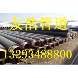供暖聚氨酯保温钢管多少钱一米价格