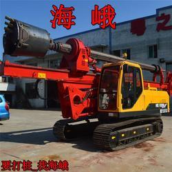 钻井旋挖钻机,海峨桩工机械(在线咨询),茂名旋挖钻机图片