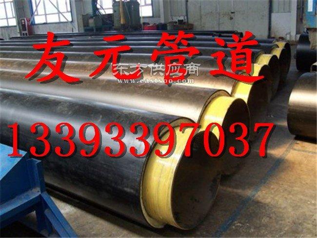 钢套钢保温管道的保温材料有很多种,由聚氨酯保温,岩棉保温管,硅酸铝保温,硅酸钙保温等图片