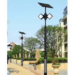 太阳能路灯、祥霖照明 高杆灯、7米高太阳能路灯图片