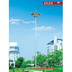 20米高杆灯制造-高杆灯制造-祥霖照明农村亮化建设图片