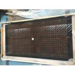 家具玻璃彩釉厂家-家具玻璃彩釉-高温数码玻璃彩釉(查看)图片