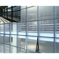 山西玻璃幕墙-山西百澳幕墙工程-山西玻璃幕墙哪家好图片