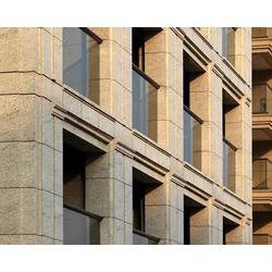 山西百澳幕墙工程、别墅玻璃幕墙、阳泉玻璃幕墙图片