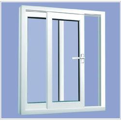 塑钢窗施工-忻州塑钢窗-山西百澳幕墙装饰图片