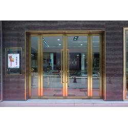 铝合金门窗制作-山西百澳幕墙工程-朔州铝合金门窗制作图片