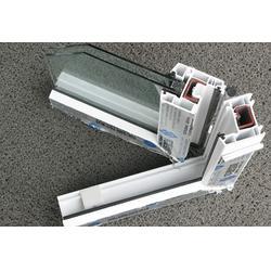塑钢门窗安装-山西百澳幕墙-阳泉塑钢门窗图片