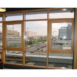 山西断桥铝门窗-百澳幕墙装饰-断桥铝门窗设备图片