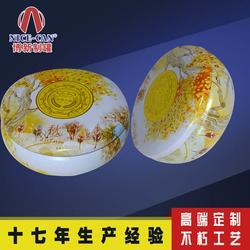 圆形铁盒子饼干盒,博新金属(在线咨询),阳江圆形铁盒