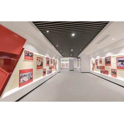 西城区税务局党建展厅策划诚信企业-笔中展览图片