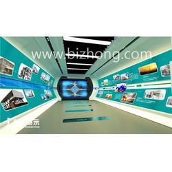企业展厅设计公司、合作展厅设计、笔中展览图片