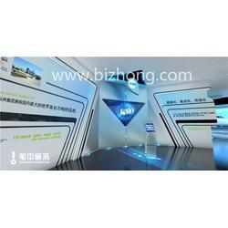 企业展厅设计风格,笔中展览,临沂企业展厅图片