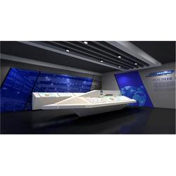 安徽展厅设计、田家庵区展厅设计、笔中展览图片