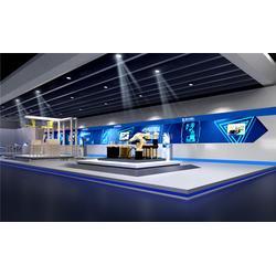 企业展厅设计哪家好 望江企业展厅设计 笔中展览图片
