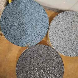 上海彩色透水地坪|透水混凝土增强剂|岩景建筑(优质商家)图片
