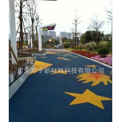 彩色防滑路面厂家-邦宁新材料(在线咨询)图片