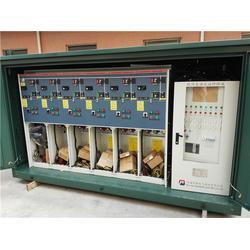 开闭所-安浩电气-内蒙古10KV户外开闭所厂家图片