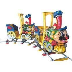 瓦式轨道火车儿童游乐设备厂家图片
