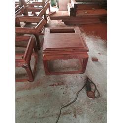 中山红木家具翻新-嵘辉专业红木家具-红木家具翻新包邮图片