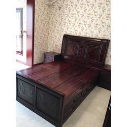 顺德红木家具翻新,广州嵘辉红木家具,老红木家具翻新图片