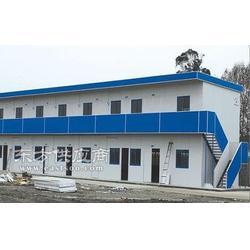 活动房材料报价设计安装厂家出售平顶活动房图片