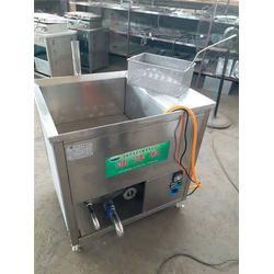 河北扒鸡油炸机、诸城卓尔机械、扒鸡油炸机售后图片