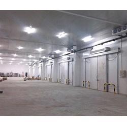 冰河电器质量可靠 专业冷库安装-泺口冷库安装图片