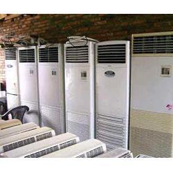 拆空调、冰河电器、燕东山庄拆空调图片