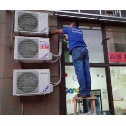 冰河电器经验丰富 奥克斯空调安装公司-泺口空调安装公司图片