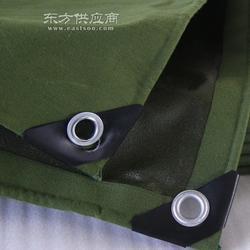 加厚特级帆布防水防晒pvc刀刮布汽车货车篷布防雨布三防布定做图片