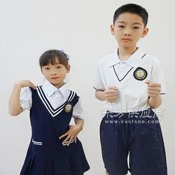 夏季校服厂家找通荣制衣定制1周货期4万套校服图片