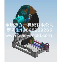 乔一压铸模具厂家直销 发电机模具定制-发电机模具图片