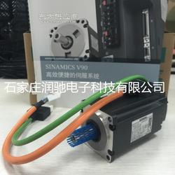 西门子V90伺服电机 1FL6062-1AC61-0AA1 带键槽,不带抱闸图片