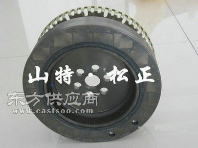 小松PC200-8减震器发动机与液压泵链接减震盘图片
