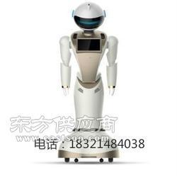 商务政务智能化哲机器人图片