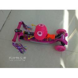 铝制折叠滑板车图片