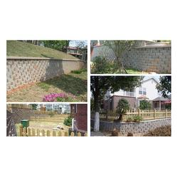 南京挡土墙,舒布洛克,消浪式挡土墙图片