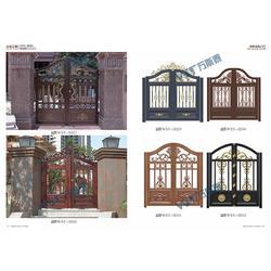 别墅庭院大门,万斯泰铝艺别墅建材,武隆庭院大门图片