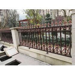 铝艺围栏多少钱一平-重庆万斯泰科技-贵州围栏图片