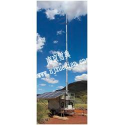 电动天线升降杆_南京雪典照明_吉林升降杆图片