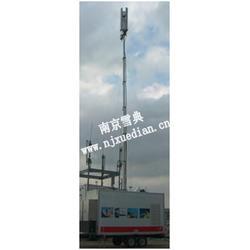 电动天线升降杆、南京雪典照明(在线咨询)、河南升降杆图片