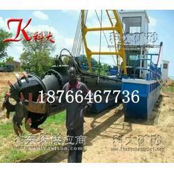 河道绞吸式清淤船构造图 省内绞吸式挖泥机械生产厂家图片