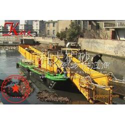 城市河道垃圾打捞船 全功能水面清漂浮保洁机械图片