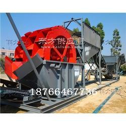 轮斗式砂石清洗机械 砂石场水轮洗沙机设备图片