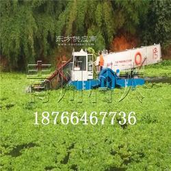 机械化收割水葫芦水浮莲机械多少价钱图片