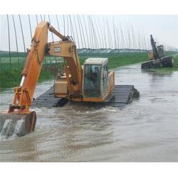 水上挖机租赁-水上挖机租赁服务-新盛发水上挖掘机(推荐商家)图片