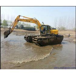 水陆两用挖机出租,水陆两用挖机出租,新盛发水上挖掘机公司图片
